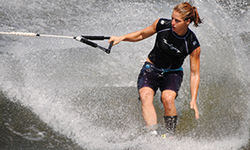 Trainer A waterski