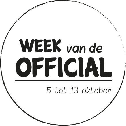 Week van de official 2019